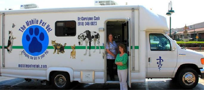 Mobile Vet Unit